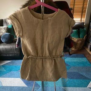 Zara girls bohemian dress